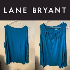Teal Tank -Lane Bryant- 22/24